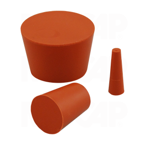 Silicone Rubber Tapered Plugs
